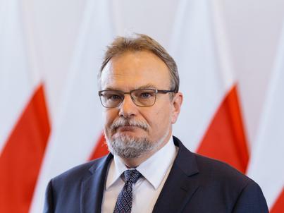 Jakub Skiba, nowy prezes Polskiej Wytwórni Papierów Wartościowych
