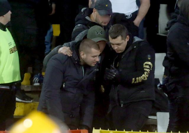 Velja Nevolja i Marko Miljkovic