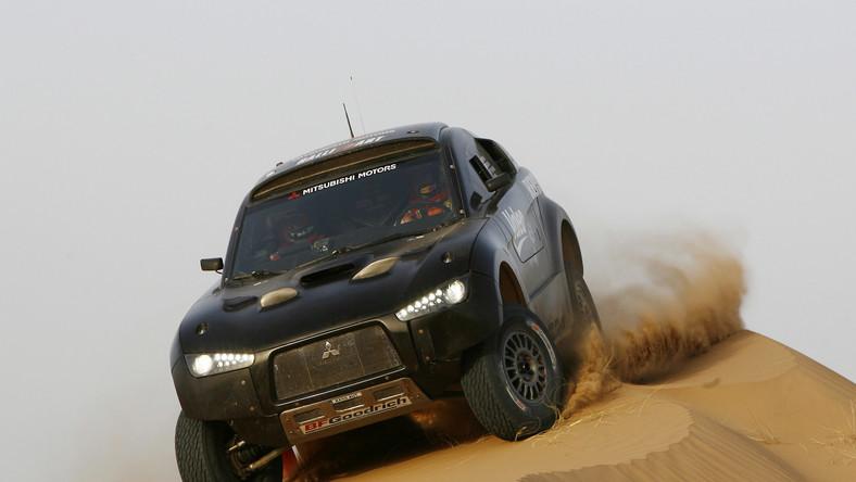 Zobacz, czy wygrałeś bilety na polski Dakar