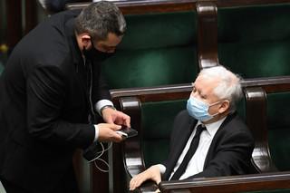 Kaczyński: Zwycięstwo Trzaskowskiego lub Sikorskiego w wyborach to paraliż państwa