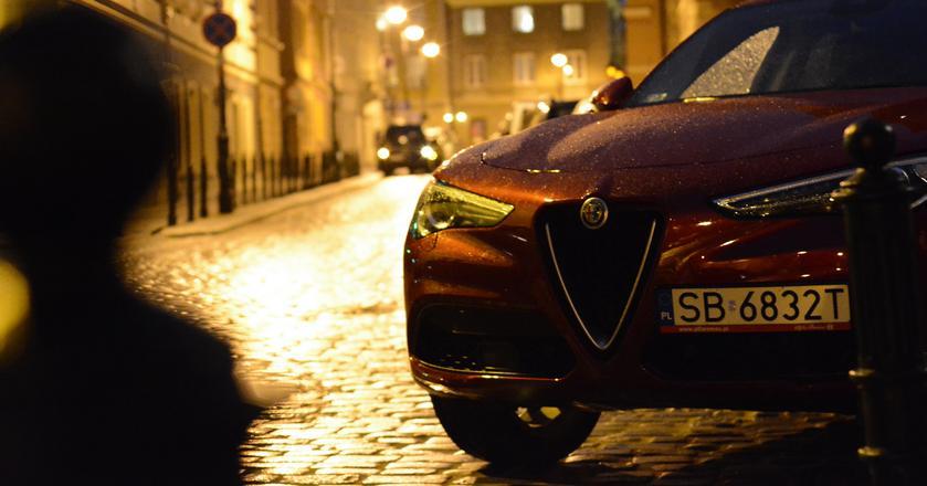 Alfa Romeo ma pierwszego SUV-a w historii. Oto Stelvio 2.0TB First Edition