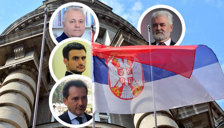 ministri kombo RAS Milan ilic Vesna lalic Aleksandar Dimitrijevic Marko Metlas