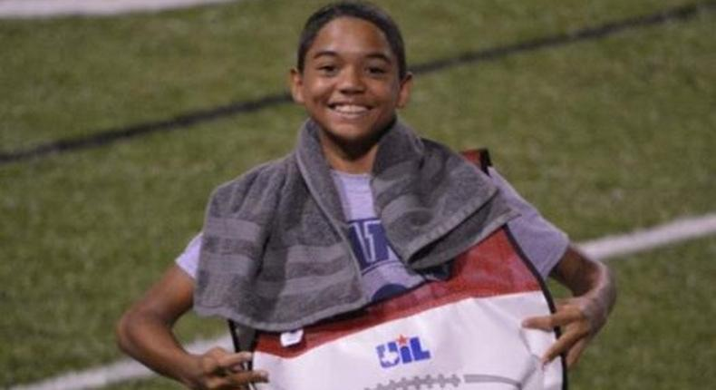 Michael Riley, a Junior Olympian dies after a brain-eating amoeba entered his nose while swimming