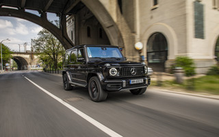 Mercedes-AMG G 63 – terenowe monstrum | TEST