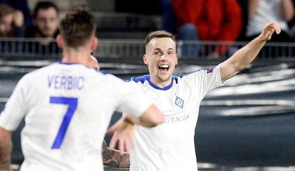 Liga Europy: fantastyczny gol reprezentanta Polski
