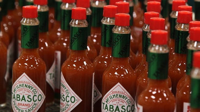 How Tabasco sauce is made