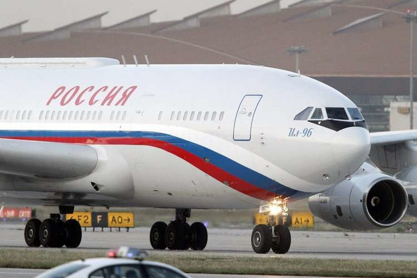 Samolot prezydenta