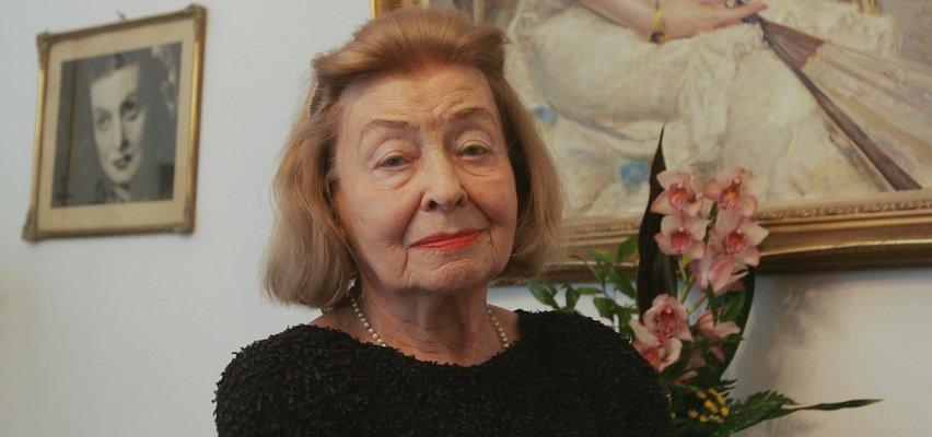 Burzliwa historia Niny Andrycz. Dla pracy poświęciła rodzinę