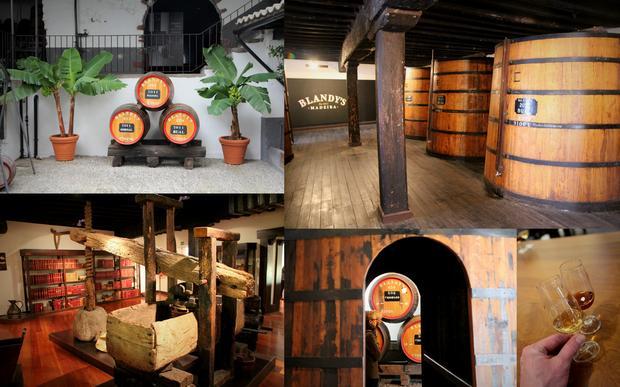 Muzeum wina Blandy's w Funchal