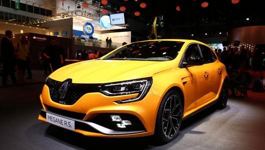 Nowe Renault Megane RS - namiesza w stawce