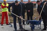 Novi Sad290 Aleksandar Vucic postavljanje kamena temeljca za novu zgradu RTV