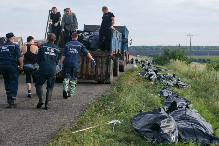 Katastrofa na Ukrainie