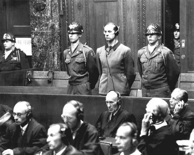 Nacistički doktori na suđenju u Nirnbergu