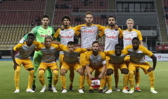 Deseta titula u istoriji: FK Salcburg