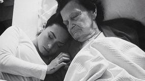 Demi Lovato pożegnała w internecie zmarłą prababcię