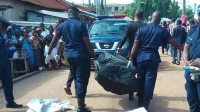 Denkyira-Akwaboso residents clash with armed robbers, killing 5 during exchange of gunshots