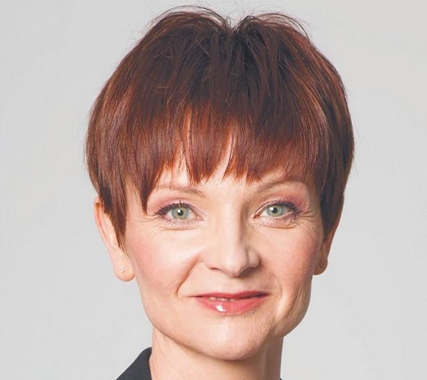 Małgorzata Jastrzębska, Central Europe Cluster HR Head & HR Director Poland