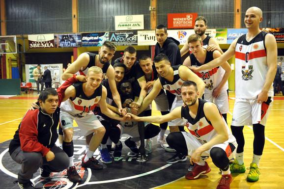 Košarkaši Slobode