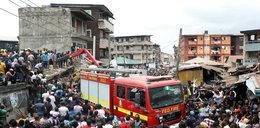 Tragedia! Zawalił się budynek. Pod gruzami nawet 100 uczniów