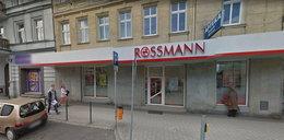 Napad na sklep Rossmann w Poznaniu. Ranne małe dziecko