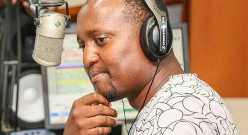 Mambo Mseto host Mzazi Willy Tuva