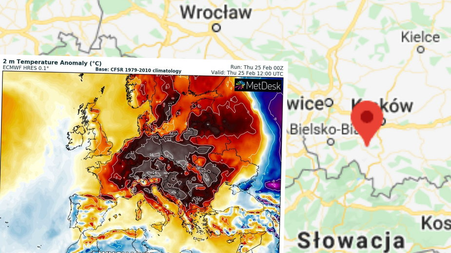 Pogoda: Padł absolutny rekord ciepła w Polsce. Nadchodzi już ochłodzenie