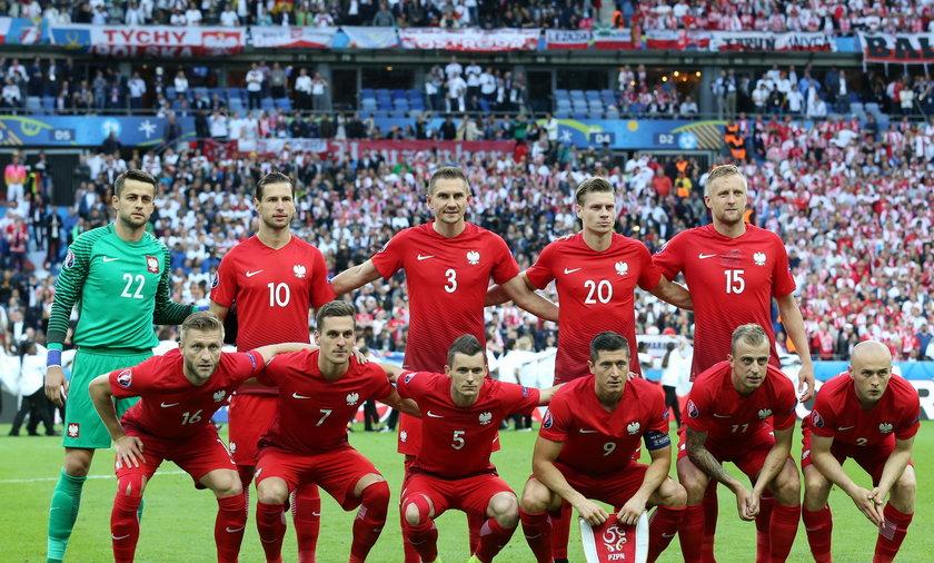 16.06.2016 POLSKA - NIEMCY UEFA EURO 2016 PILKA NOZNA