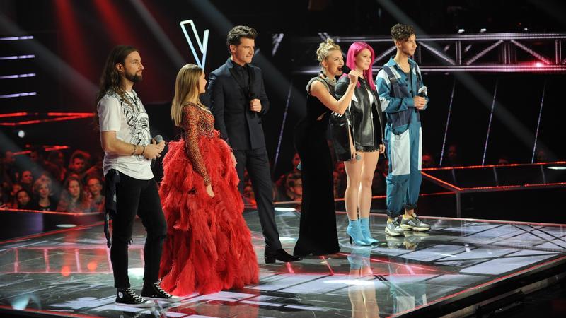 """Finał ósmej edycji """"The Voice of Poland"""""""