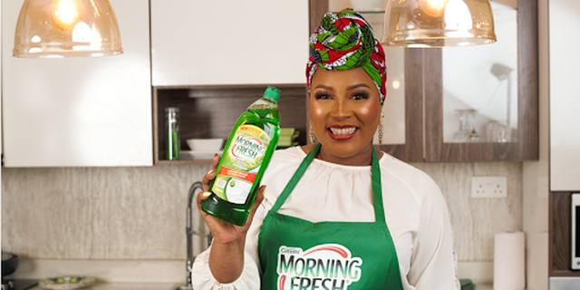 Diary of a Kitchen Lover, Tolani is Morning Fresh's official brand  ambassador! | Pulse Nigeria