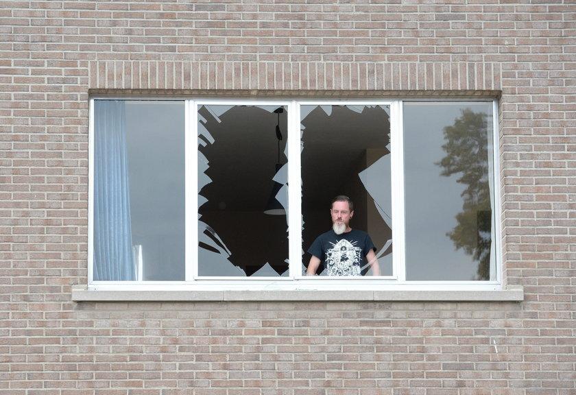 Eksplozja w Belgii. Runęły trzy budynki. Pod gruzami mogą być ludzie!