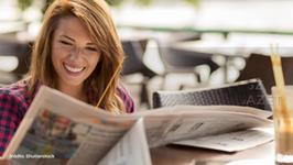 Dobre wiadomości, czyli o czym nie przeczytasz na pierwszych stronach gazet