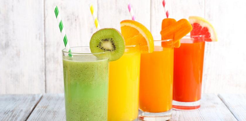 Dieta sokowa może ci zaszkodzić!