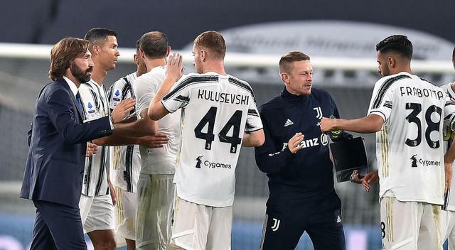 Detalj sa utakmice Juventus - Sampdorija