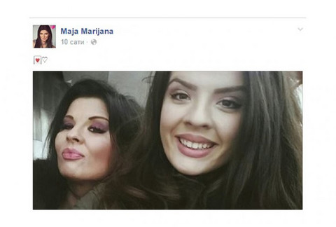 Maji Marijani ćerka Anđela cepa karte na nastupima!