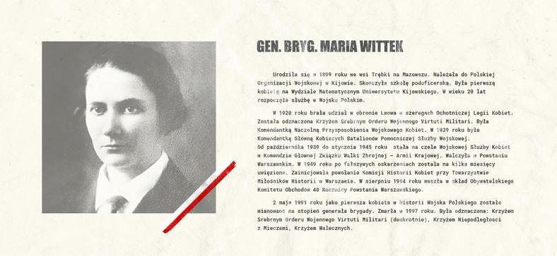 Maria Wittek