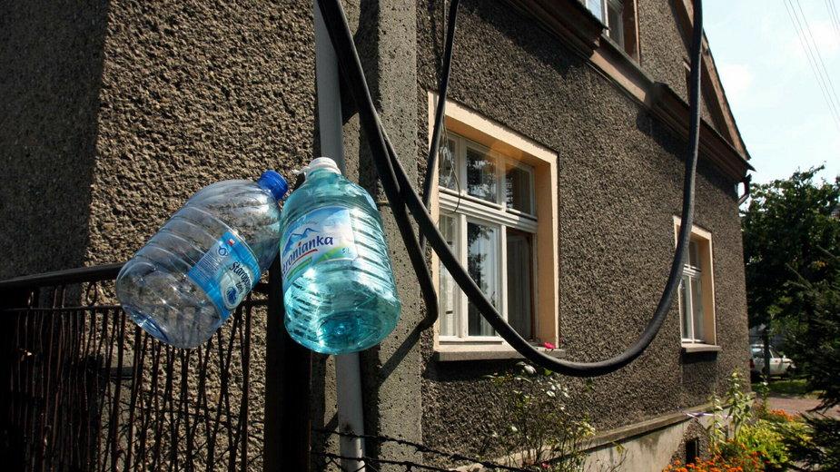 W Polsce znów może być problem z brakiem wody pitnej