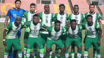 Progress and learning the goals for Gernot Rohr as Super Eagles of Nigeria face Cameroon in another friendly game