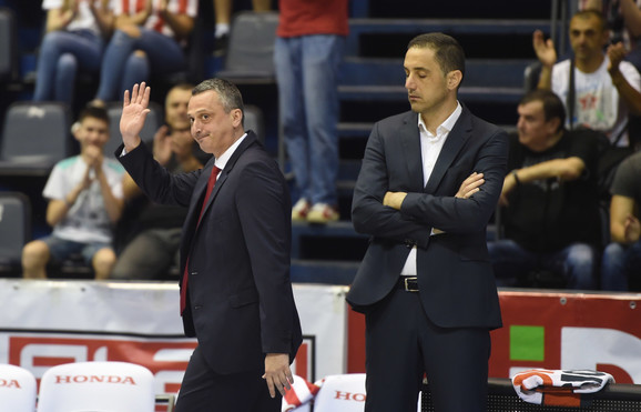 Nije više trener Zvezde: Dejan Radonjić