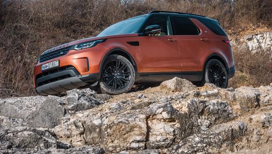 Z dżungli do miasta | Land Rover Discovery