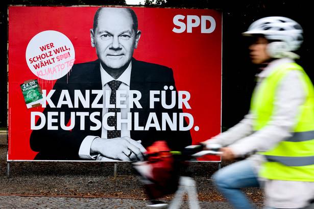 Niemcy kampania wyborcza