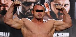 Mariusz P. oskarżony. Zawodnik MMA i były strongman miał wynieść meble z hotelu
