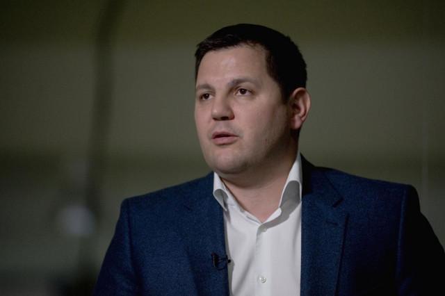 Nenad Borovčanin, predsednik Bokserskog saveza Srbije