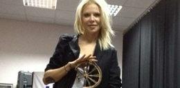 O matko! Sablewska dostała nagrodę