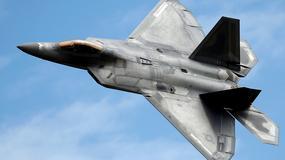 Amerykańskie supermyśliwce F-22 dołączają do walki z Asadem