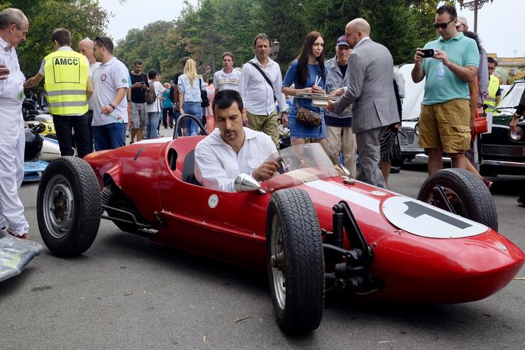 Trka Formule 1 na Kalemegdanu