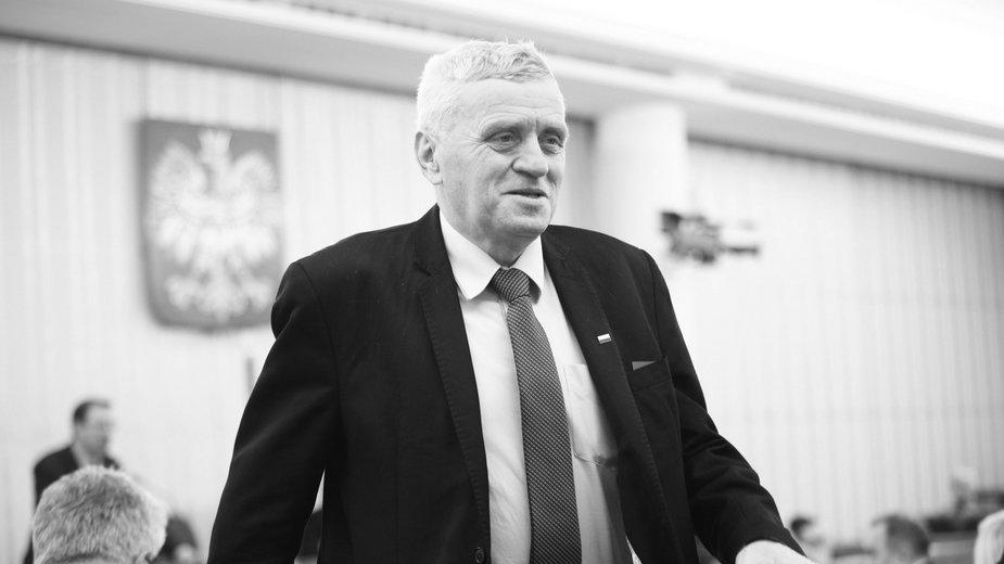 Stanisław Kogut nie żyje