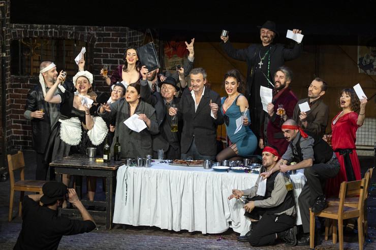 Život je lep - Makedonski nacionalni teatar Skoplje