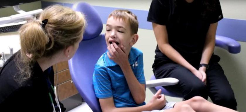 6-latek przemówił po wizycie u dentysty