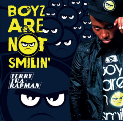 Terry Tha Rapman - Boyz Are Not Smiling. (NET)