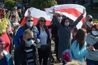 Marsz kobiet w Mińsku. Wiasna: Zatrzymano co najmniej 159 osób